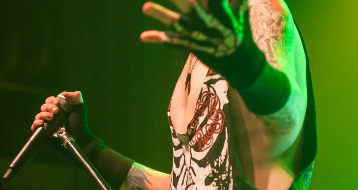 Black Veil Brides | March 8, 2013