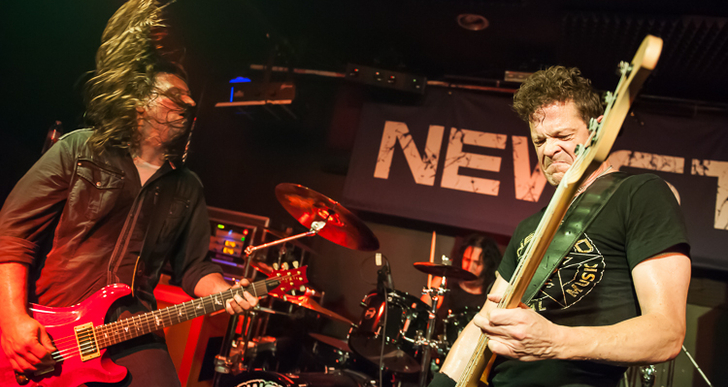 Newsted | April 20, 2013