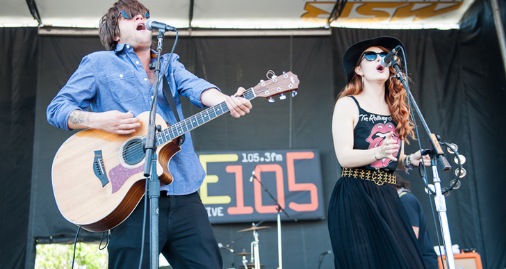 The Mowglis | May 19, 2013