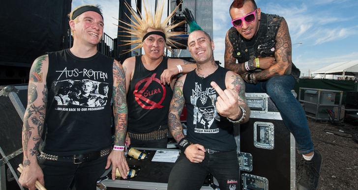 The Casualties | May 27, 2013