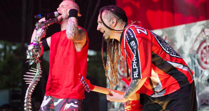 Five Finger Death Punch | June 30, 2013