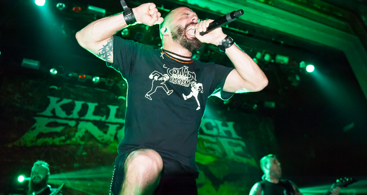 Killswitch Engage | June 25, 2013