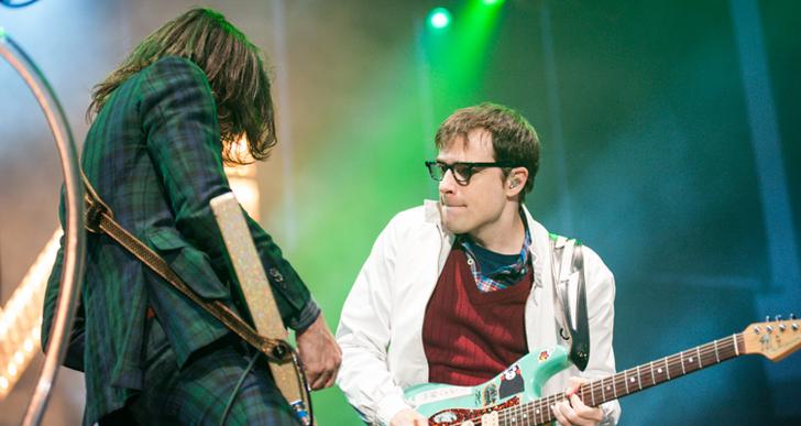 Weezer | July 25, 2013