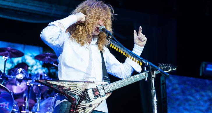 Megadeth | September 13, 2013