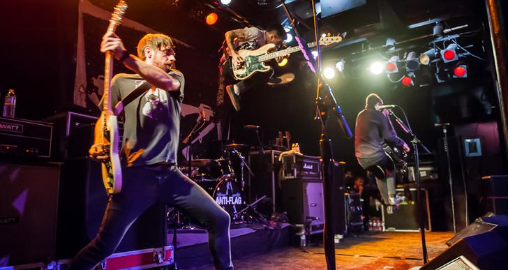 Anti-Flag | November 29, 2013