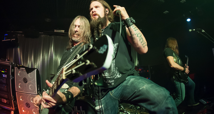 Interview with Rex Brown of Kill Devil Hill