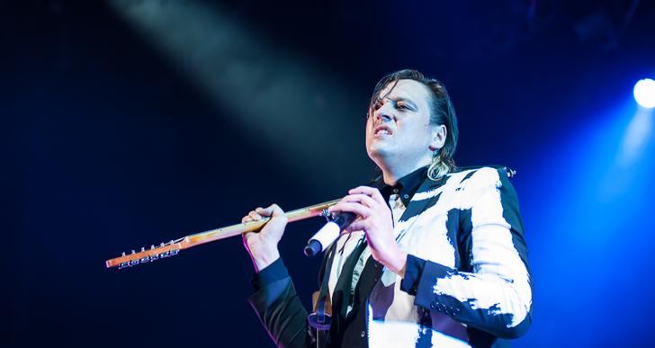 Arcade Fire | December 7, 2013