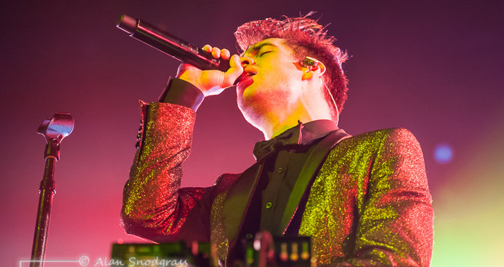 Panic! At The Disco | February 15, 2014