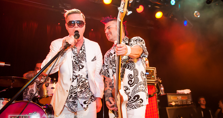 Me First And The Gimme Gimmes | March 19, 2014