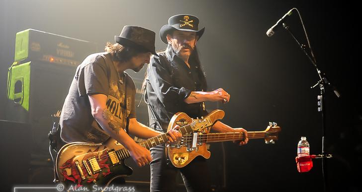 Motörhead | April 18, 2014