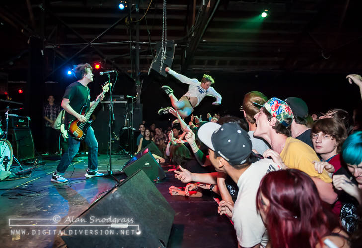 Title Fight | April 15, 2014