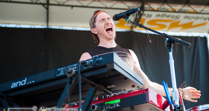 Walk The Moon | June 1, 2014