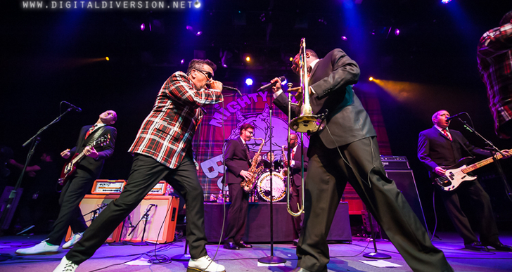 The Mighty Mighty Bosstones | August 15, 2014