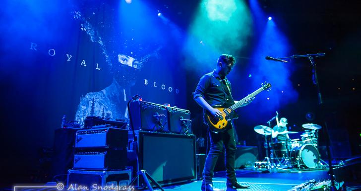 Royal Blood | September 30, 2014