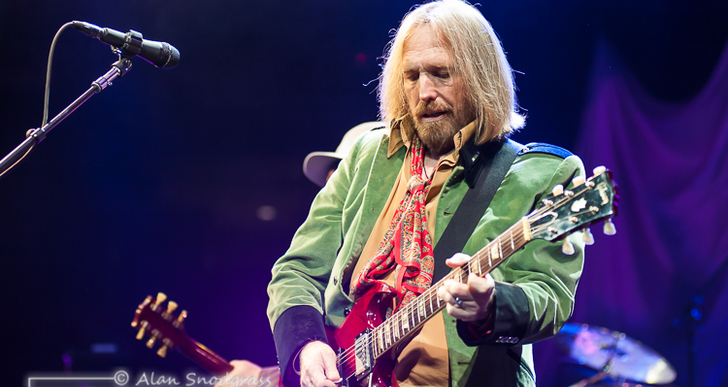 Tom Petty and the Heartbreakers | October 5, 2014