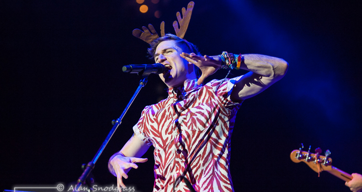 Walk The Moon | December 12, 2014