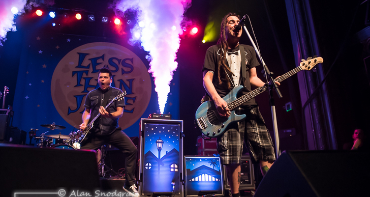 Less Than Jake | February 17, 2015
