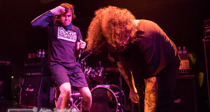 Napalm Death | February 20, 2015