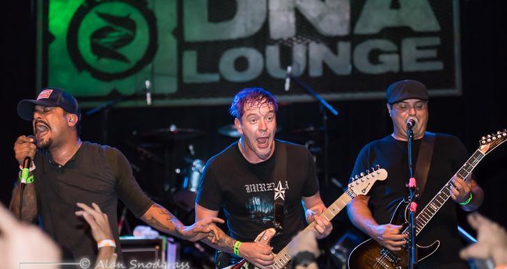 Strung Out | April 9, 2015