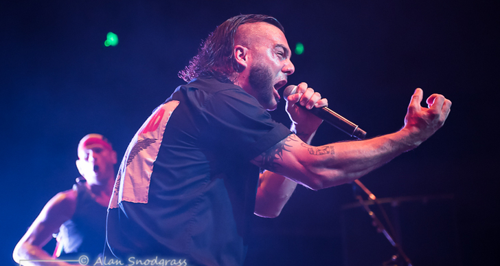 Killswitch Engage | August 11, 2015