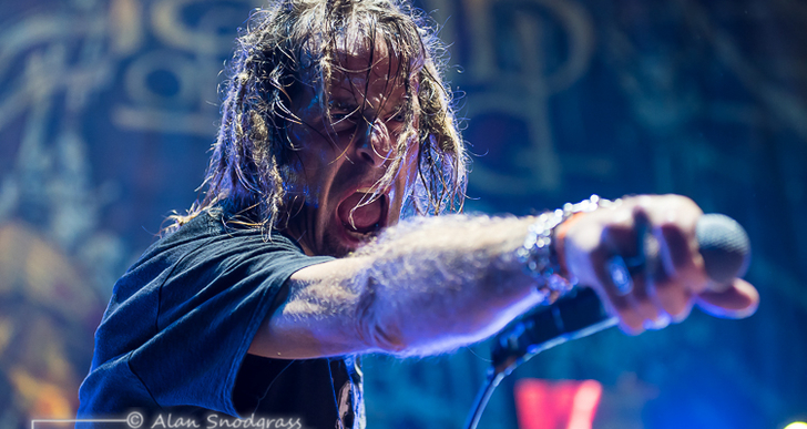 Lamb Of God | August 26, 2015