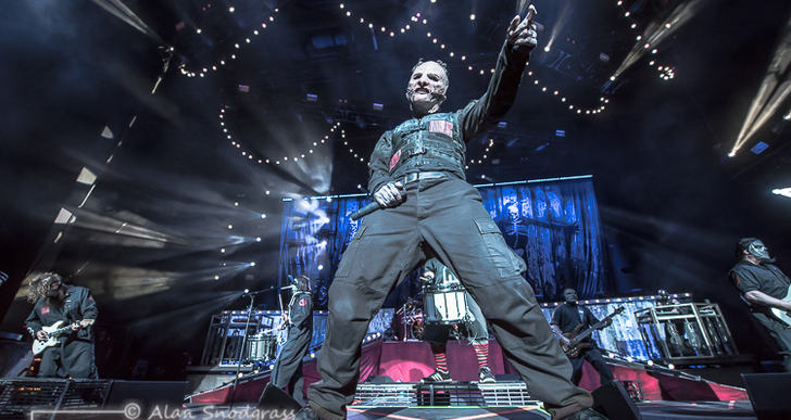 Slipknot | August 26, 2015