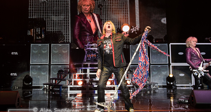 Def Leppard | September 19, 2015
