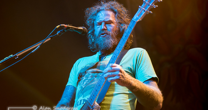 Mastodon | October 20, 2015