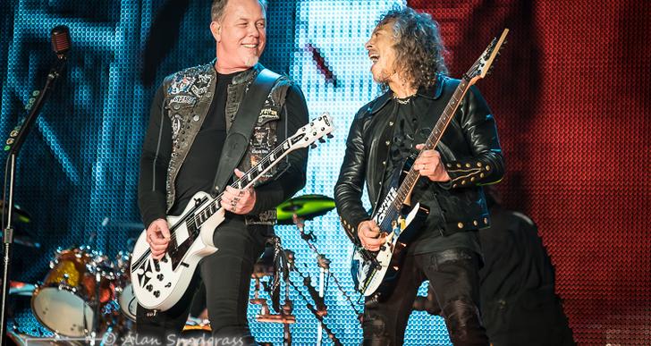 Metallica | February 6, 2016