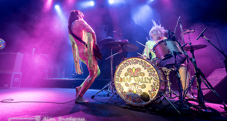 Deap Vally | March 28, 2016