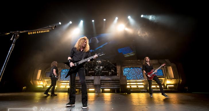Megadeth   February 29, 2016