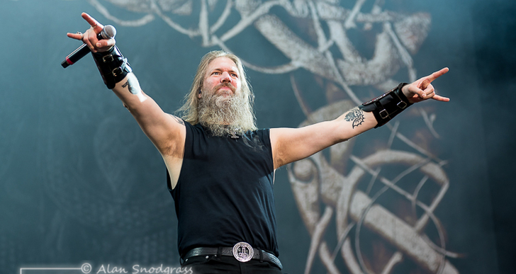 Amon Amarth | June 10, 2016