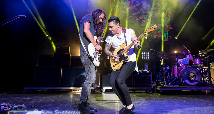 Dashboard Confessional | July 12, 2016