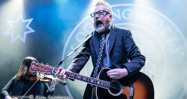 Flogging Molly | August 3, 2016
