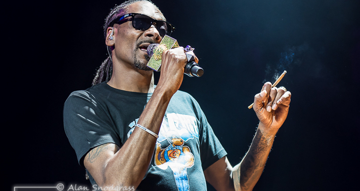 Snoop Dogg | August 28, 2016