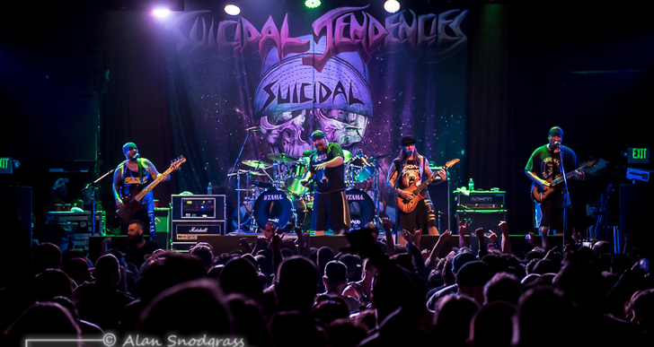 Suicidal Tendencies | November 18, 2016