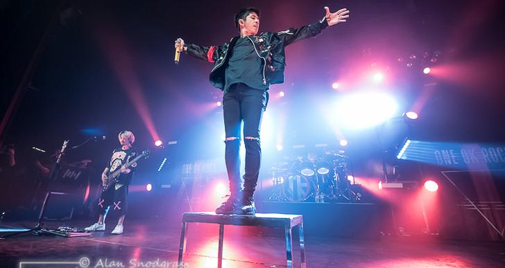 ONE OKAY ROCK   January 22, 2017