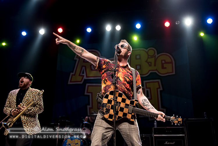 Reel big fish digital diversion for Reel big fish