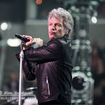 Bon Jovi at the SAP Center in San Jose