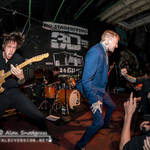 Frank Carter and the Rattlesnakes, Culture Abuse and Vultures United at 924 Gilman St. in Berkeley