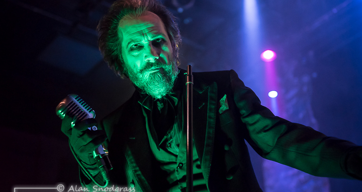 The Damned and Bleached at The Fillmore in San Francisco