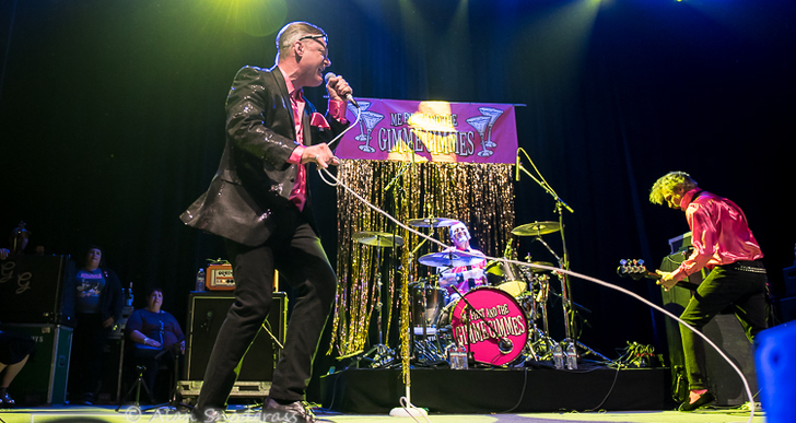 Me First and the Gimme Gimmes, Kid Kongo and the Pink Monkey Birds and Together Pangea at the UC Theatre in Berkeley