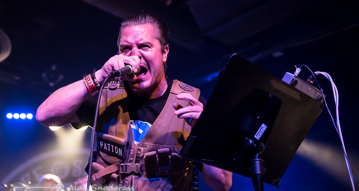 Dead Cross and Secret Chiefs 3 at Ace of Spades in Sacramento