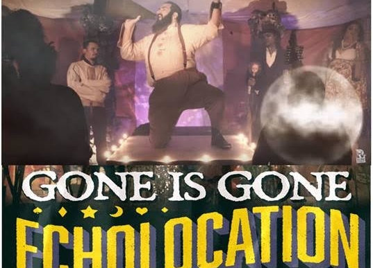 "Gone is Gone Featuring Members of Mastodon, QOTSA and At The Drive-In Release ""Echolocation"" Video"