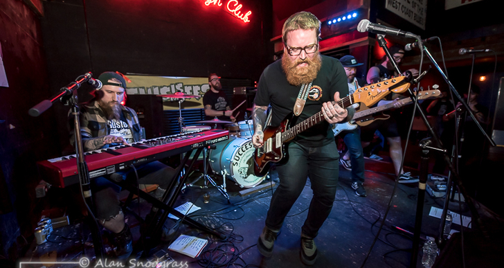 Success, toyGuitar, False Positives, Hot Bods and Hammerbombs at Eli's Mile High Club in Oakland