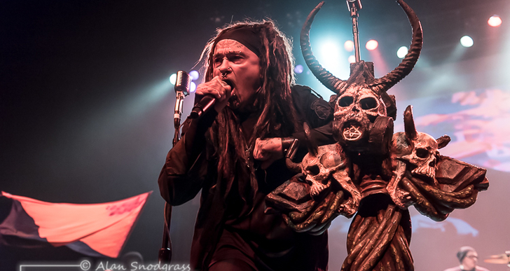 Ministry at The Warfield in San Francisco
