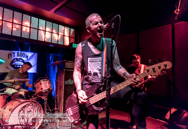 Dead to Me at the Ivy Room in Albany