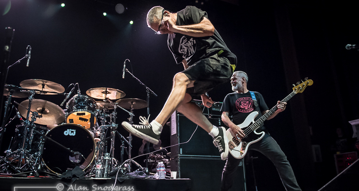 Descendents, Radkey and Audio Karate at the UC Theater in Berkeley