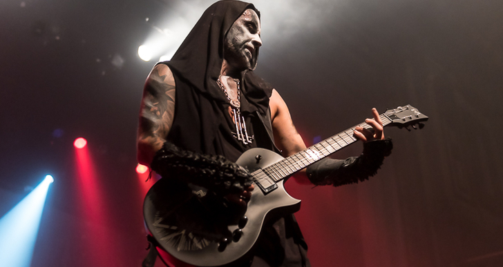 Behemoth, At the Gates and Wolves in the Throne Room at the Regency Ballroom in San Francisco