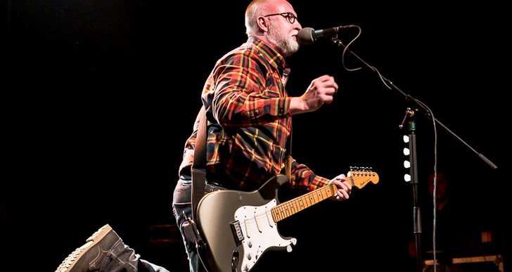 Bob Mould and Film School at the Fillmore in San Francisco
